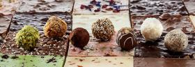 Schweizer Schokolade von A bis Z selber kreiren