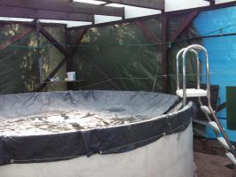Schwimmbad zu verkaufen