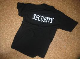 Security T Shirt von Obramo Security Shop - EMPFEHLUNG Bewertung   . VFSDS Secuirty Verband Testsiegel gut erteilt