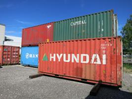 Foto 4 Seecontainer / Wohncontainer / Bürocontainer / Lagercontainer / Sanitärcontainer