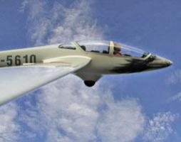 Foto 2 Segelkunstflug - Segelakrobatikflug