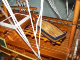 Foto 3 Segelschiff aus Edel Holz