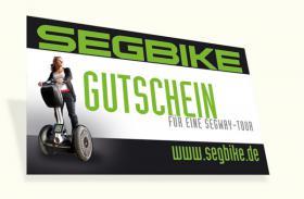 Segway Tour Pforzheim SEGBIKE Gutschein 79, - Euro