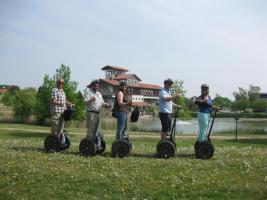 Segway Weinberg Fun Tour