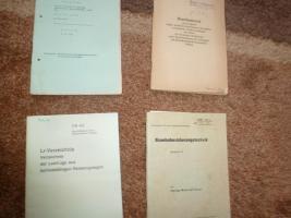 Foto 2 Sehr alte Vorschriften Deutsche Reichsbahn abzugeben