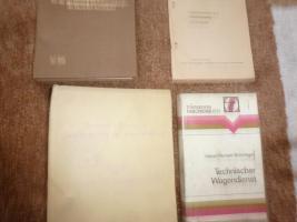 Foto 3 Sehr alte Vorschriften Deutsche Reichsbahn abzugeben