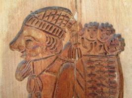 Foto 3 Sehr altes Holzmodel