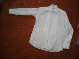 Sehr elegantes weißes Hemd