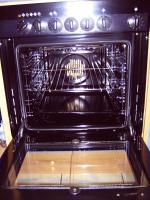 Foto 4 Sehr gepflegte blaue Küche mit 1-A-Elektrogeräten