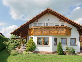 Sehr gepflegtes Einfamilienhaus in sonniger und ruhiger Lage von Sulz-Fischingen