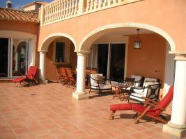Foto 4 Sehr geräumige Villa mit Panoramablick in Denia an der Costa Blanca