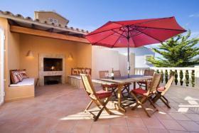 Foto 5 Sehr geräumige Villa mit Panoramablick in Denia an der Costa Blanca