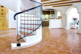 Foto 7 Sehr geräumige Villa mit Panoramablick in Denia an der Costa Blanca