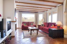 Foto 8 Sehr geräumige Villa mit Panoramablick in Denia an der Costa Blanca