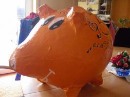Sehr grosse Sparschweine;Hochzeit, Geburtstag ect.