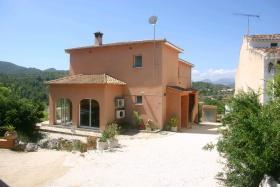 Sehr große Villa in Gata an der Costa Blanca
