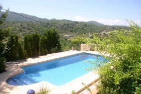 Foto 2 Sehr große Villa in Gata an der Costa Blanca