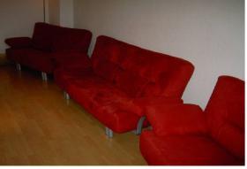 Sehr günstige, schöne Couchgarnitur zu verkaufen