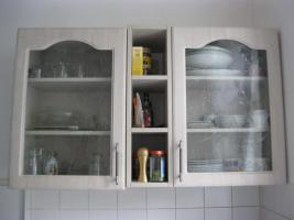Sehr gut erhaltene Küchenschränke für wenig Geld