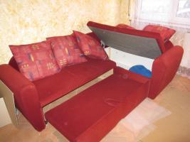 Foto 2 Sehr gut erhaltene Schlafcouch mit Bettkasten