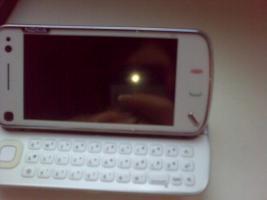 Foto 5 Sehr gut erhaltenes Nokia N97 weiss