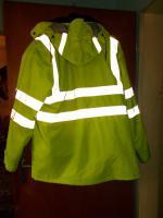 Foto 2 Sehr gute Allwetter- Arbeitsjacke+Weste mit  Kapuze