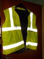 Foto 3 Sehr gute Allwetter- Arbeitsjacke+Weste mit  Kapuze
