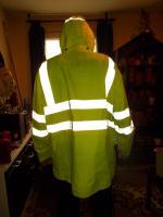 Foto 8 Sehr gute Allwetter- Arbeitsjacke+Weste mit  Kapuze