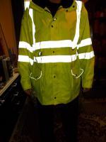 Foto 9 Sehr gute Allwetter- Arbeitsjacke+Weste mit  Kapuze