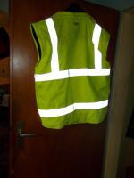 Foto 10 Sehr gute Allwetter- Arbeitsjacke+Weste mit  Kapuze