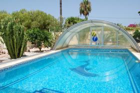 Foto 2 Sehr hübsche Villa in Els Poblets an der Costa Blanca