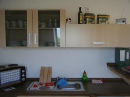 Foto 2 Sehr neuwertige Küche mit Kühlschrank und Miniofen!!!