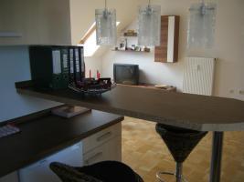 Foto 3 Sehr neuwertige Küche mit Kühlschrank und Miniofen!!!