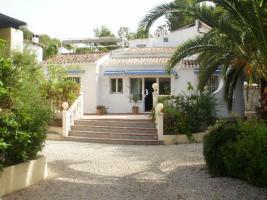 Sehr private, freistehende Villa in Javea an der Costa Blanca