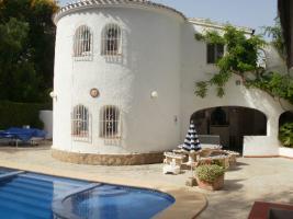 Foto 2 Sehr private, freistehende Villa in Javea an der Costa Blanca