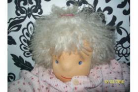 Foto 2 °°Sehr schöne Liebhaber Puppe mit Echtem Schaaf Haar!!°°