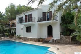 Sehr schöne Villa in Javea an der Costa Blanca