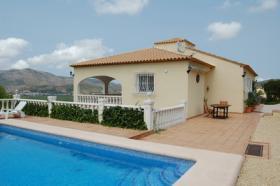 Sehr schöne Villa in Lliber an der Costa Blanca