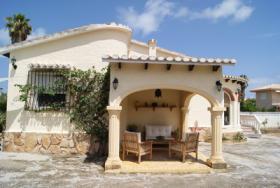 Foto 2 Sehr sch�ne Villa mit Pool in Els Poblets/Spanien