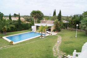 Foto 4 Sehr schöne Villa mit großzügigen Räumen in Pedreguer