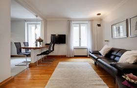 Sehr sch�ne Wohnung mit 2.0 Zimmern in bester Lage im Z�rich