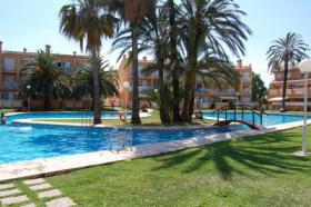Sehr schöne und gepflegte Wohnung in Javea, liegt nur 200m vom Strand