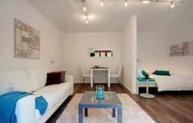 Foto 2 Sehr schöne möblierte 1.0-Zimmer Wohnung , hochwertig, moderner