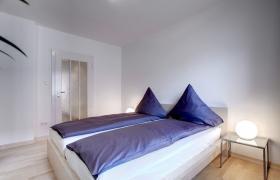 Foto 4 Sehr schöne möblierte 3-Zimmer Wohnung , mit sehr schöner großer Wohnküche und Balkon.