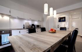 Foto 6 Sehr schöne möblierte 3-Zimmer Wohnung , mit sehr schöner großer Wohnküche und Balkon.
