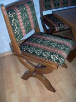 Foto 3 Sehr schöne, massive Eckbank, komplett mit Tisch und Stühle