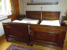Foto 4 Sehr schönes alt deutsches Schlafzimmer restauriert zustand