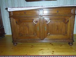 Foto 6 Sehr schönes alt deutsches Schlafzimmer restauriert zustand