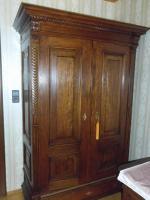 Foto 7 Sehr schönes alt deutsches Schlafzimmer restauriert zustand