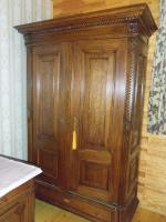 Foto 8 Sehr schönes alt deutsches Schlafzimmer restauriert zustand